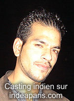 Vikram Sharma sur indeaparis.com