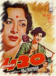 Shree 420 de Raj Kapoor